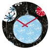 DENY Designs Rachael Taylor Bauble Magic Wall Clock