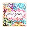 DENY Designs Imagine 1 by Garima Dhawan Framed Wall Art