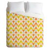 DENY Designs Hello Twiggs Light Weight Bring Summer Back Duvet Cover