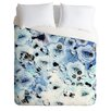 DENY Designs CayenaBlanca Lightweight Roses Duvet Cover