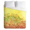 DENY Designs Rosie Brown Lightweight Jeweled Pebbles Duvet Cover