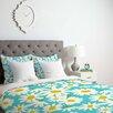 DENY Designs Zoe Wodarz Daisy Do Right Duvet Cover
