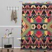 DENY Designs Bianca Woven Polyester Bold Shower Curtain