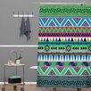 DENY Designs Bianca Woven Polyester Esodrevo Shower Curtain