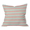 DENY Designs Allyson Johnson Holiday Style Throw Pillow