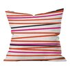 DENY Designs Khristian A Howell Crew Stripe Warm Indoor/Outdoor Throw Pillow