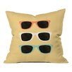 DENY Designs Allyson Johnson Summer Shades Indoor/Outdoor Throw Pillow