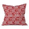 DENY Designs Andrea Victoria Jolly Throw Pillow