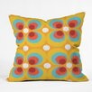 DENY Designs Steven Scott Bubbles and Butterflies Outdoor Throw Pillow
