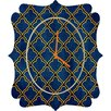 <strong>Arcturus Quatrefoil Wall Clock</strong> by DENY Designs