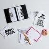 <strong>DENY Designs</strong> Kal Barteski Note Card Set