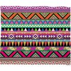 DENY Designs Bianca Green Overdose Polyester Fleece Throw Blanket