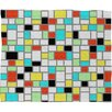 DENY Designs Jacqueline Maldonado Geo Square Polyester Fleece Throw Blanket
