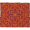 Wagner Campelo Sanchezia X Polyester Fleece Throw Blanket