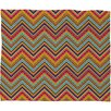 <strong>DENY Designs</strong> Amy Sia Tribal Chevron Polyester Fleece Throw Blanket