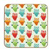 <strong>DENY Designs</strong> Owl Fun by Andi Bird Framed Graphic Art Plaque