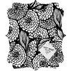 <strong>DENY Designs</strong> Julia Da Rocha Bouquet of Flowers Love Quatrefoil Magnet Board