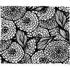 DENY Designs Julia Da Rocha Bouquet of Flowers Love Polyester Fleece Throw Blanket