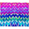 DENY Designs Holly Sharpe Summer Dreaming Polyester Fleece Throw Blanket