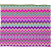 <strong>DENY Designs</strong> Amy Sia Chevron 2 Polyesterrr Fleece Throw Blanket