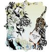 <strong>Aimee St Hill Tiger Tiger Quatrefoil Memo Board</strong> by DENY Designs