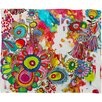 DENY Designs Stephanie Corfee Miss Penelope Polyester Fleece Throw Blanket
