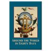 Buyenlarge Around the World in Eighty Days Graphic Art on Canvas