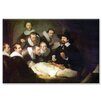 Buyenlarge Anatomy of Dr. Tulp Painting Print on Canvas