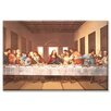 Buyenlarge 'The Last Supper' Painting Print on Canvas