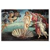 Buyenlarge 'Birth of Venus' Painting Print on Canvas