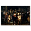 <strong>Buyenlarge</strong> 'The Night Watch' Painting Print on Canvas