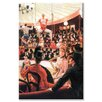 Buyenlarge The Sporting Women Painting Print on Canvas