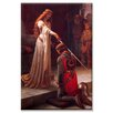 Buyenlarge 'The Accolade' Painting Print on Canvas