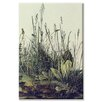 Buyenlarge The Large Piece of Grass Painting Print on Canvas