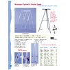 <strong>Telescopic Display Easel</strong> by Testrite
