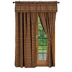 Wooded River Trails End Window Treatment Collection