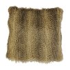Wooded River Racoon Euro Sham