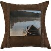 <strong>Wooded River</strong> Lake Shore Pillow