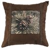 """<strong>Jacobs Plaid 16"""" x 16"""" Pillow</strong> by Wooded River"""