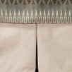 Wooded River Rain Tailored Bedskirt