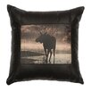 Wooded River Moose Hollow Moose Pillow