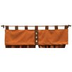 "Wooded River Marquise IV 54"" Curtain Valance"