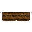 "Wooded River Stampede 53"" Curtain Valance"