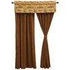 Wooded River Reel Time Drape Set
