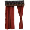 "Wooded River Painted Desert II 60"" Curtain Valance"