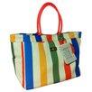 Filos Design Summer Abroad Striped Tote Bag