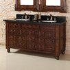 "James Martin Furniture Castilian 60"" Double Vanity Base"