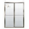 <strong>Coastal Shower Doors</strong> Newport Sliding Shower Door