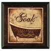 <strong>Timeless Frames</strong> Soak by Michele Deaton Framed Graphic Art