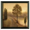 <strong>Timeless Frames</strong> Isle Pathway II by Michael Marcon Framed Painting Print